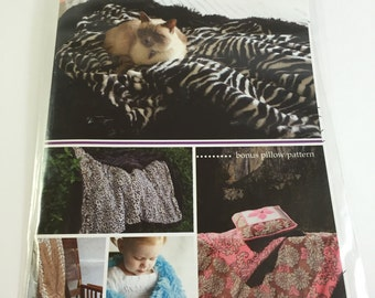 So Simple So Soft Throw Pattern - McKay Manor Musers - One Pattern - Endless Possibilities