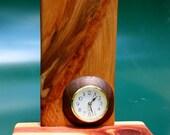 Cedar and Sycamore Clock