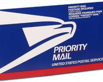 Expedited Shipping Priority 1-3 days delivery