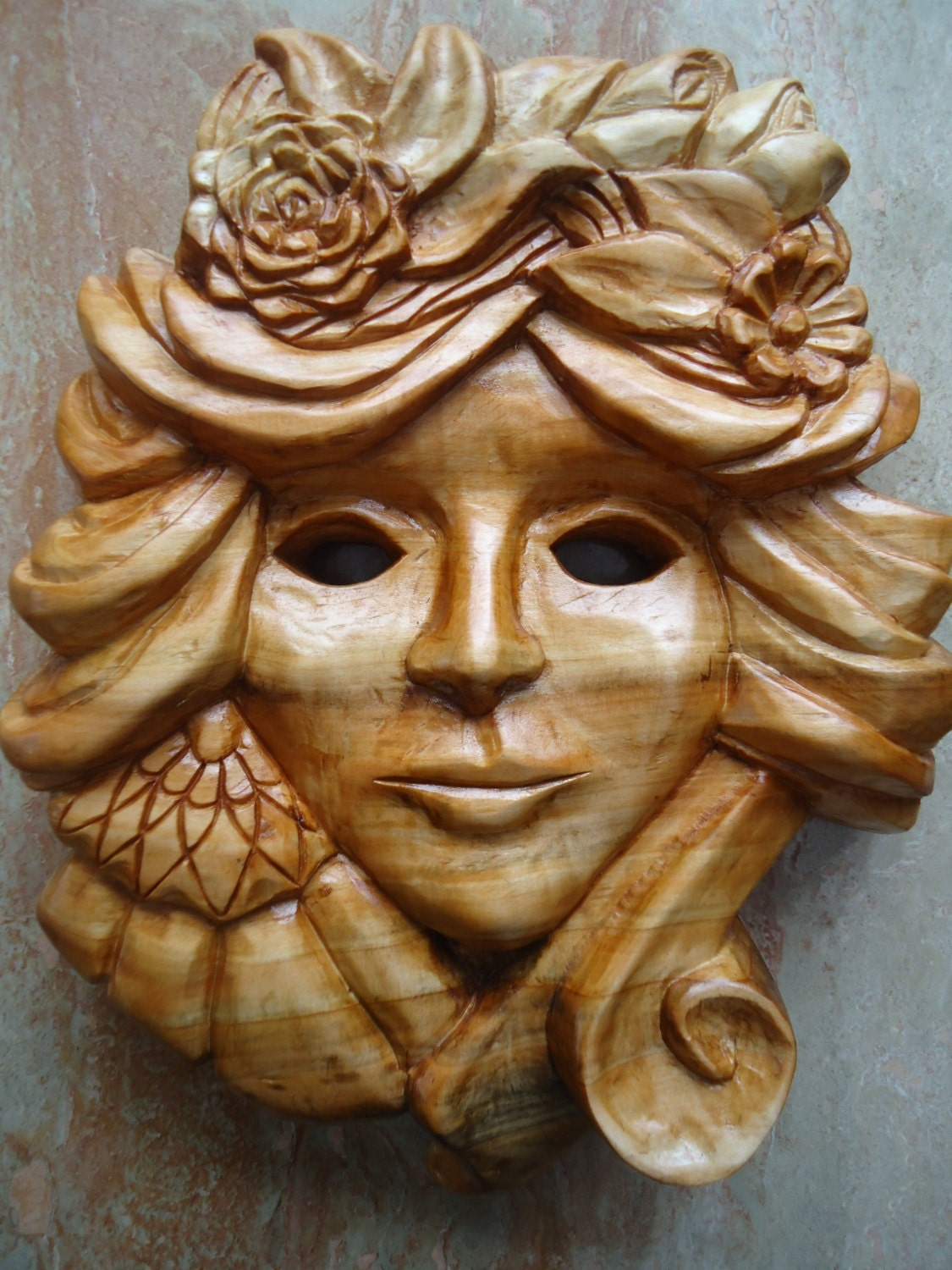 Carved Wood Wall Art Part - 42: ?zoom