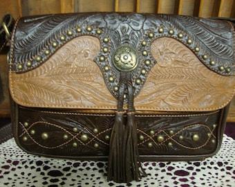 American West Handbag Purse