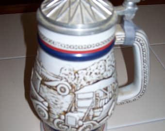 FREE U.S. SHIPPING--Avon Collector Stein--Model T