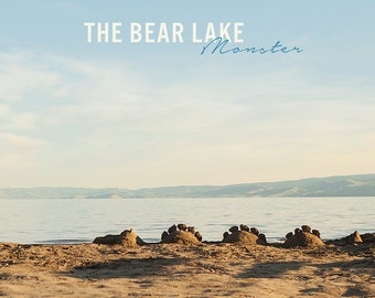 Bear Lake Monster - Utah postcard