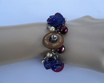 M2M Matilda Jane Spare Button Bracelet -  For Ladies, For Girls, Birthday, Photo Prop