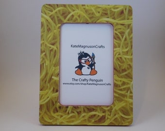 Handmade Pasta Lovers 4 by 6 Inch Picture Frame