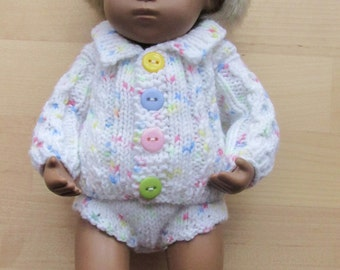 Knitting Pattern for Sasha Baby Doll