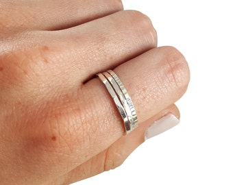 Thick Stacking Rings