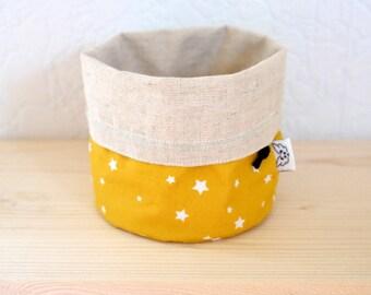purse - basket - little bag - cosmetic / toiletry case - organization - bathroom storage - traveling purse - nomad bag