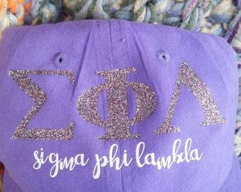 Sigma Phi Lambda Hat