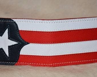 Handmade Patriotic Wallet