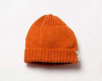 custom made fox beanie