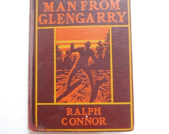 ralph connors the man from