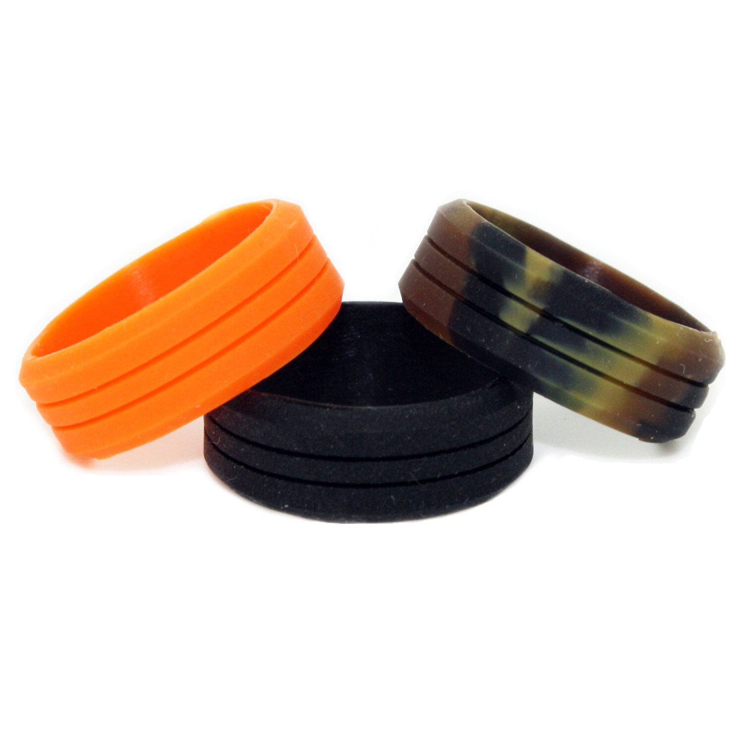 silicone wedding ring 3 pack outdoor rings great for