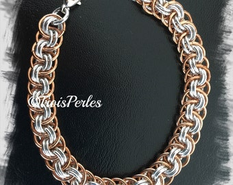 23 Chain Maille bracelet - Chainmaille bracelet
