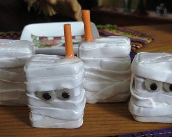 NEW! American Girl Halloween Mummy Juice Box ***