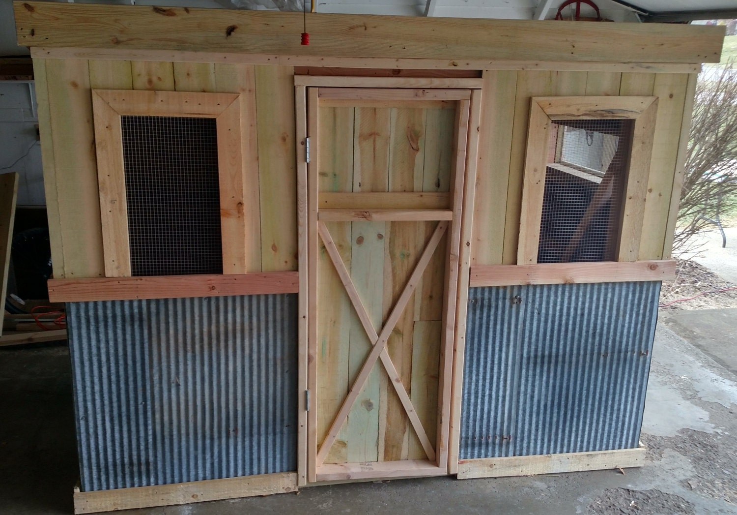 Diy Vintage Chicken Coop Plans Can Be Made From New Material