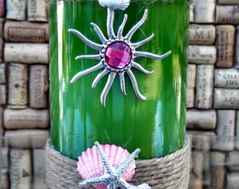 Sun Soy Candle