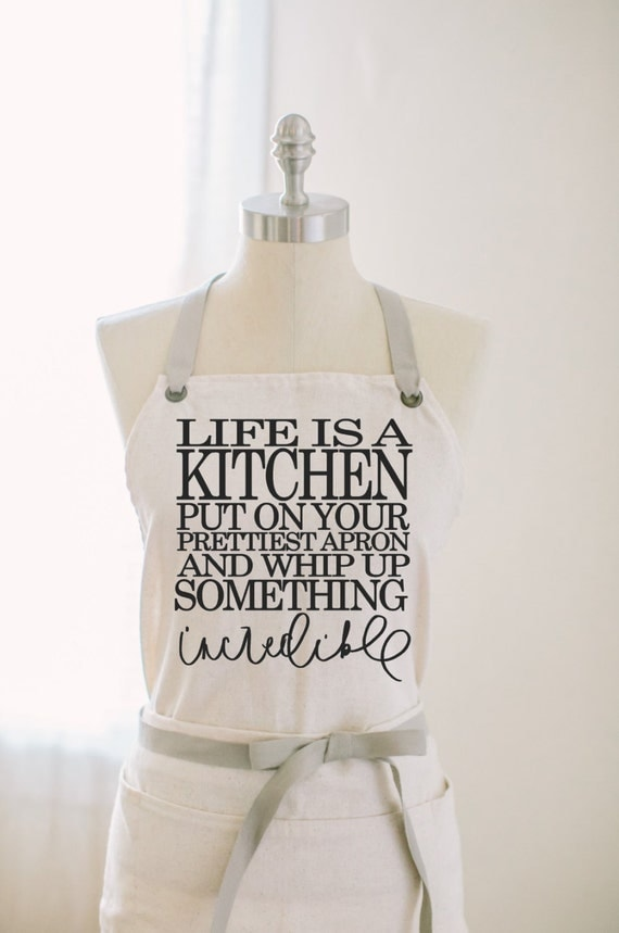Whip up something incredible apron