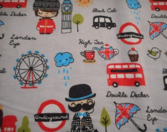 London Icons Pillowcase
