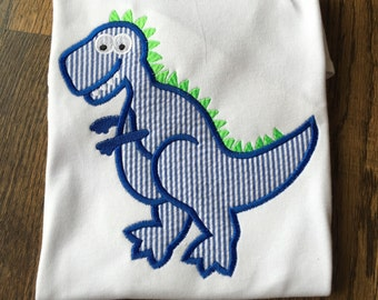 Dino Applique Shirt
