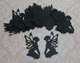 Die Cut Fairies.  #NJ-48