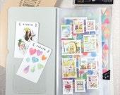 Sticker Sheet Storage Folder