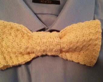 Crochet Bowtie