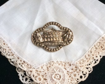 Brooch from Paris Opria House.