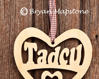 Tadcu (Grandfather) heart