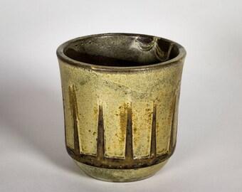Handmade Stoneware Tumbler