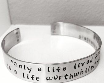 Life Lived For Others Bracelet