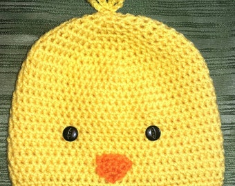 Toddler Chick hat