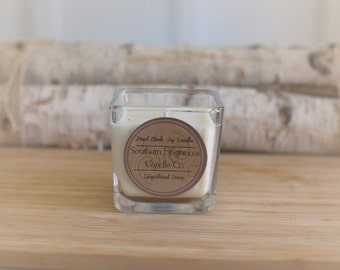 Gingerbread Soy Candle, 12oz Soy Candle, Southern Fragrances, Holiday Candle, Fall Candle, Cookie Candle, All Natural Candle, Bakery Candle