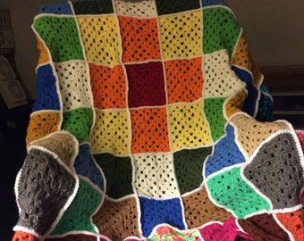 Granny square (contemporary)