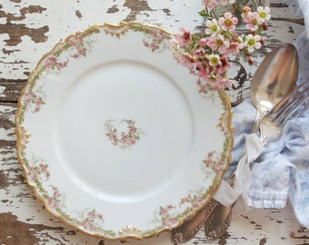 Limoges Small Plate