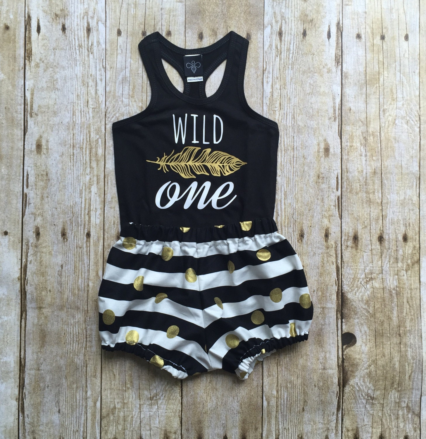 Girls Birthday Outfit Wild One Shirt Girls Birthday Shirt