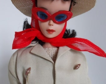 Vintage Barbie Open Road  outfit #985 1961-1962