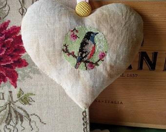 Beautiful heart shape handmade home décor