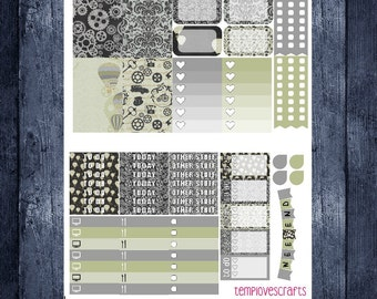 Gear Grinding Kit for Happy Planner