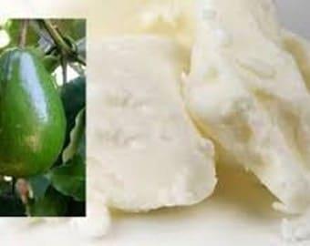 Natural Avocado Butter     4 & 8 Ounce Sizes