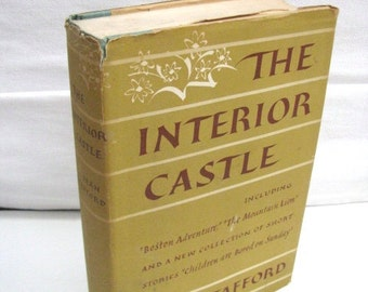1953 Used Book, The Interior Castle by Jean Stafford with Original Dust Jacket