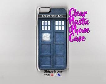 iPhone 6 Case - iPhone 6s Case - iPhone 6 Plus Case - iPhone 6s Plus Case - Tardis