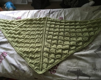 Large shawl