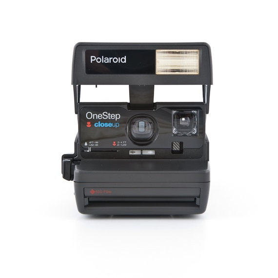 polaroid onestep closeup film tested working by shutterlightoc. Black Bedroom Furniture Sets. Home Design Ideas
