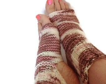 Flip flop socks| Hand knit SPA socks| Dance socks| Pilates socks|  Vegan