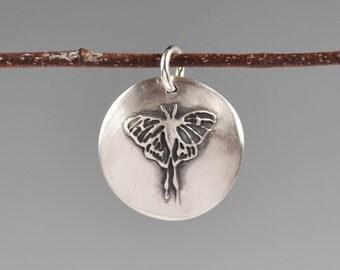 Luna Moth totem-moth talisman-spirit animal-power animal