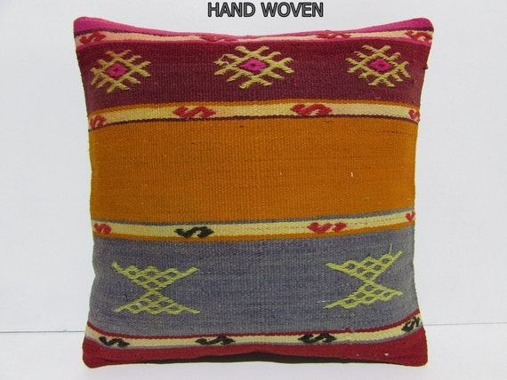 kilim pillow unusual gift kilim pillow retro pillow kilim
