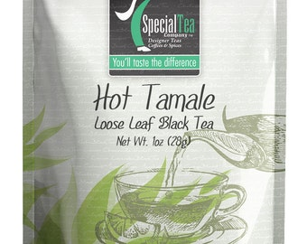 1 oz. Hot Tamale Black Tea