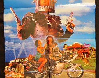 RECKLESS KELLY  27X41 One Sheet From the 1993 film.yahoo serious