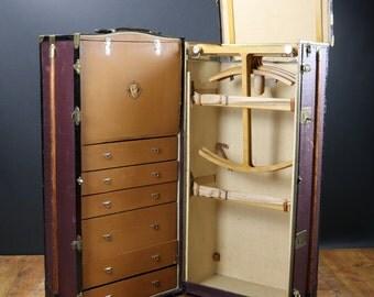 Moritz Maeder RW2293 brand wardrobe trunk